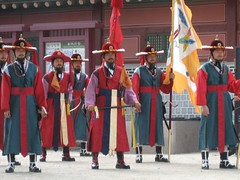 Hwaseong Changing of Guard Ceremony