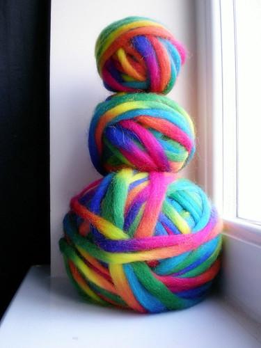 Rainbow Roving