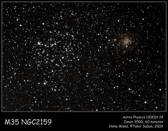 M35+NGC2159 (tt224) Tags: m35 ngc2158