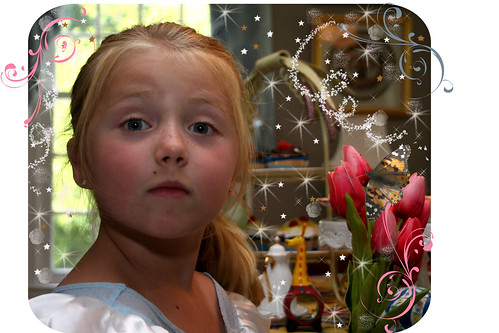 katey alice swirls &stars & Butterflies
