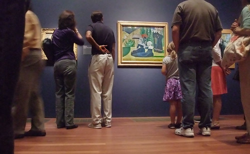 deYoung Post Impressionists exhibit 2