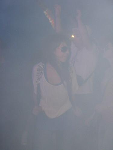 Girls @ Creamfields Buenos Aires 2010
