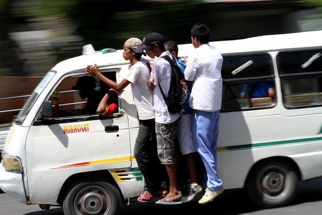 Mikrolet: East Timor