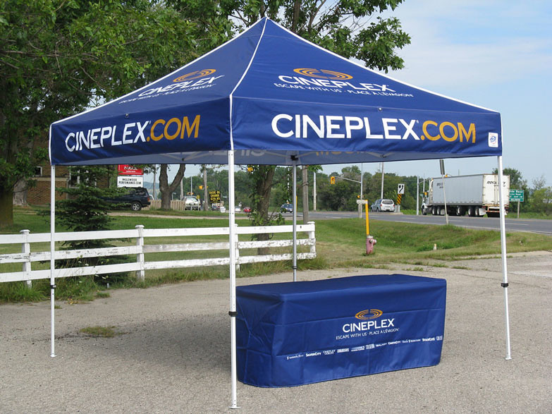 10x10 Cineplex Shelter
