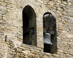 Finestres del campanar (PCB75) Tags: church window ventana huesca torre iglesia campana finestra fenêtre osca sobrarbe campanar aragón église finestres broto església aragó linás linásdebroto valledelaltoara