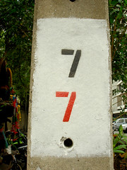 Numbered Poles