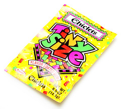 Tiny Sized Chiclets