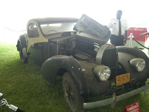 Barned Bugatti