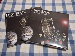 Dice Boot - Package
