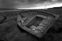Old boat at Heswall (jimmedia) Tags: old boat heswall