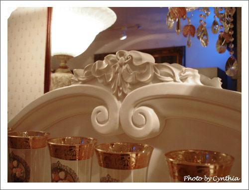大峰家具-白色家具的花樣