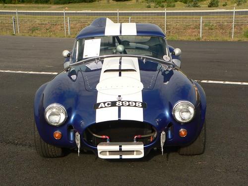 Brooklands 100 AC Cobra