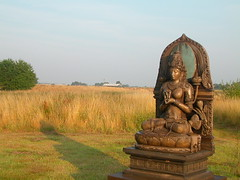 Prajnaparamita at Taraloka at sunset 7