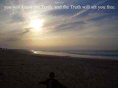you will know the Truth and the Truth will set you free by christshospital@btinternet.com