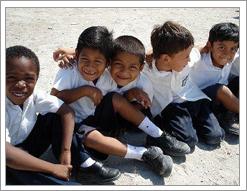 Children of San Pedro, Belize