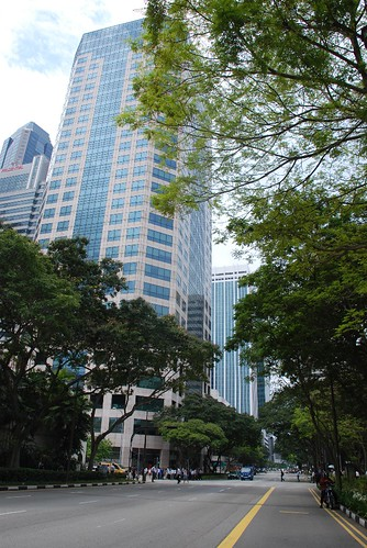 Buildings in Singapore