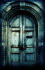 Untitled (hartlandmartin) Tags: lomo nikon doors darkness arches processing tinted westmidlands midlands wednesbury d40 urbanacid photoshoproyalty