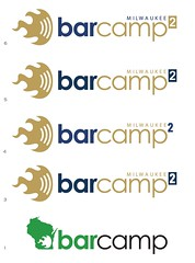 BarCampMilwaukee2 Logo Ideas #1