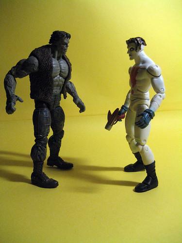 Frankenstein meets Madman