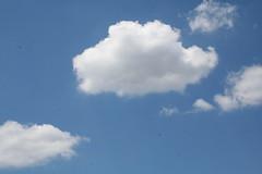 2007年8月12日の青空