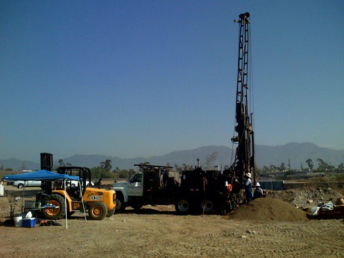 More drilling