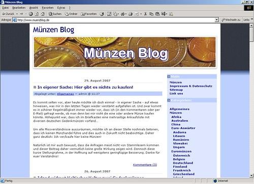 munzenblog