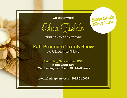Fall Trunk Show
