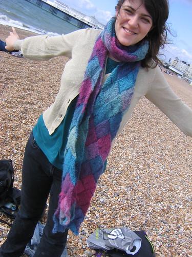 bluescarf 1