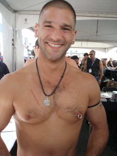 COM MEN at the FOLSOM STREET FAIR 2007 titan men folsom-143 by addadada