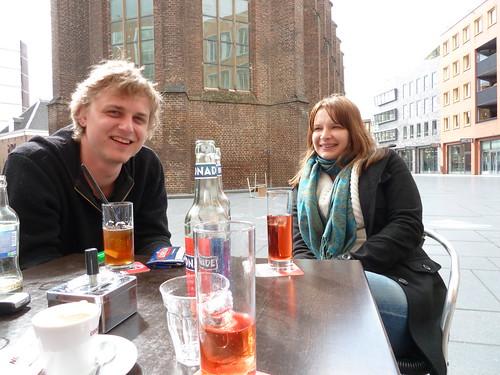 Arne en Dorine