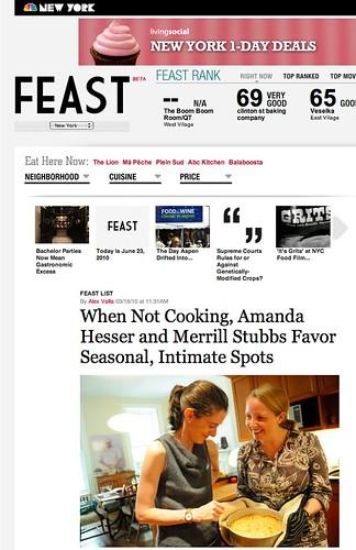 NBC Feast