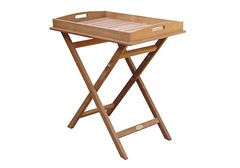Teak Folding Serving Tray (Highland Taylor) Tags: gardenfurniture patiofurniture teakfurniture teakbench teakchairs teakbenches patioteak contractqualityteak contractteak teakloungers teaksteamers