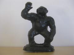 Mold-a-Rama Gorilla from Como Park