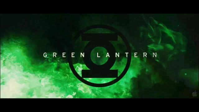 Linterna Verde logo de la película