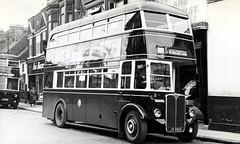omnibuses 2775 (Andy Reeve-Smith) Tags: roe rt aec regentiii grimsbycorporation provincialrt