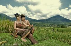 Agus & Dwik (memet metz) Tags: bali landscape agus gunung sawah prewedding balinese jati batukaru tabanan baliphotographer luwih metzphotography dwik