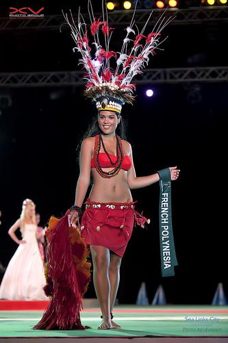 Miss POLYNESIA
