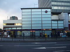 Picture of Elephant And Castle Station