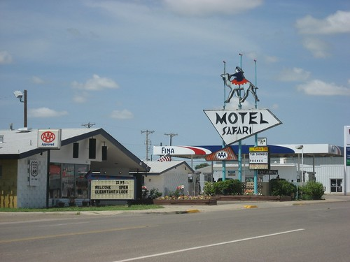 Tucumcari, New Mexico