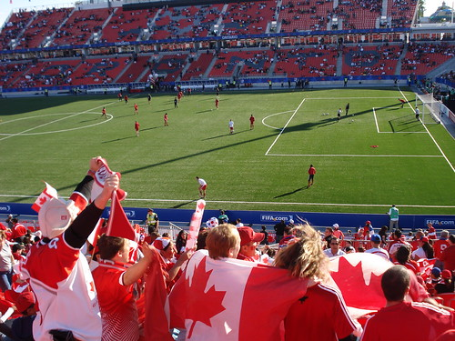 Canadian Supporters
