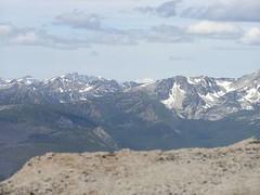 """Mt. Baker """"peaking"""""""
