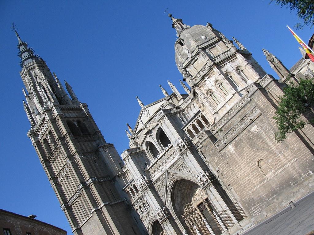 Primada Cathedral, Toledo Spain