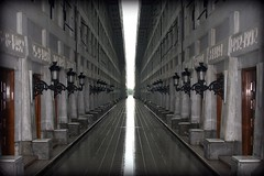 I see the light.........on a rainny day! - by Mercedes.. Life as I picture it