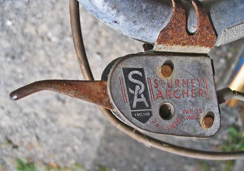 Sturmey Archer Shifter