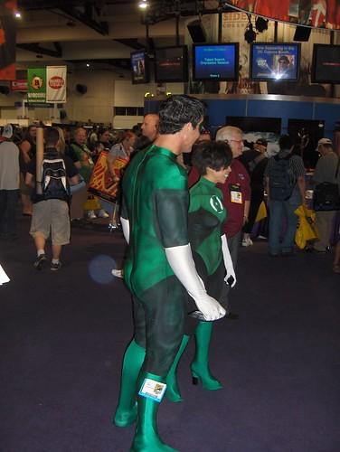 Green Lantern's Butt Forever