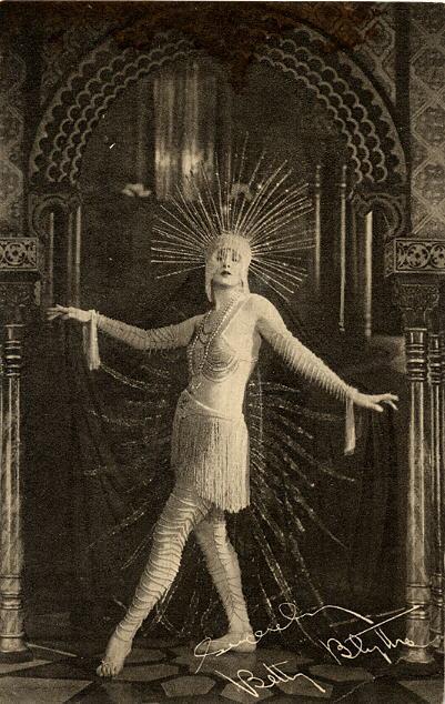 Betty Blythe, 1920s
