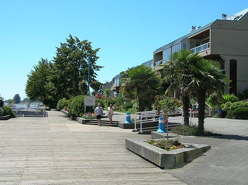 New Westminster Quay