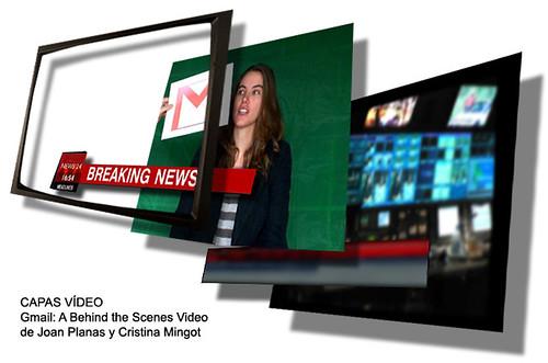 capas del vídeo de gmail