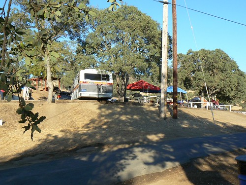 FMC at Lake Tulloch Campground