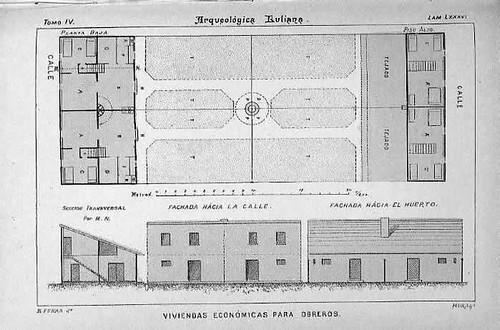 Proyecto planos de casas sencillas